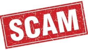 online gold scams