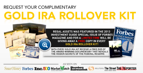 free gold ira investment kit