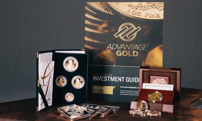 advantage gold free gold investment kit
