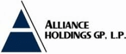 alliance holdings gp logo