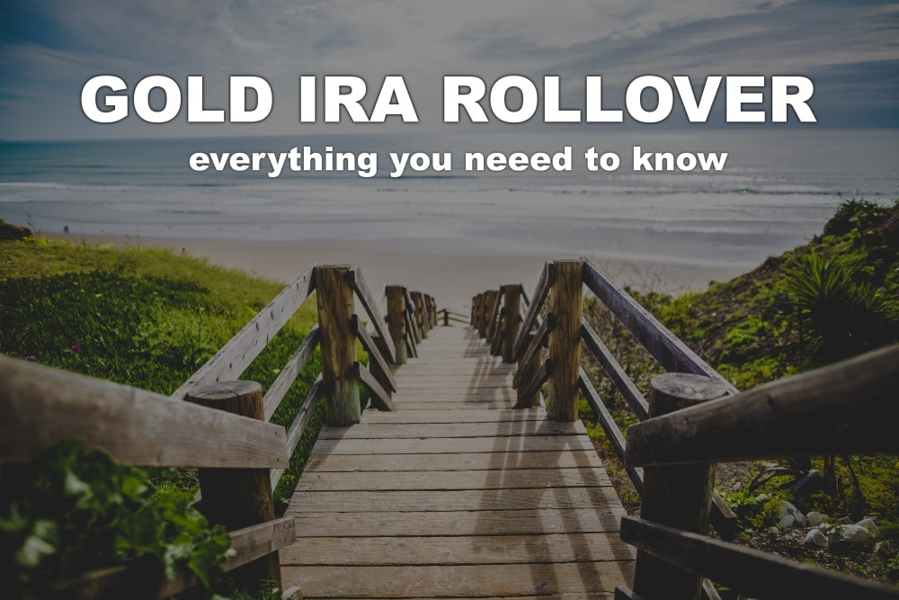 featured photo - rollover to gold IRA