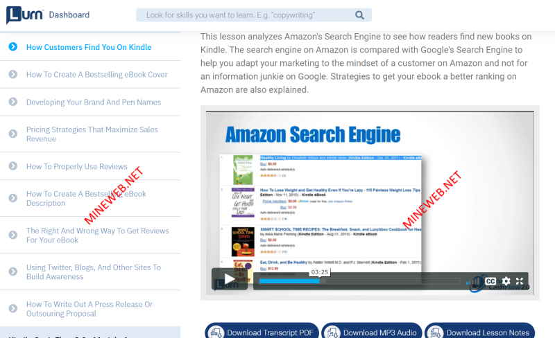 Module 5 - Amazon Search Engine Explained